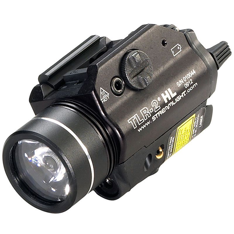 Streamlight TLR-2 Mounted Tactical Flashlight