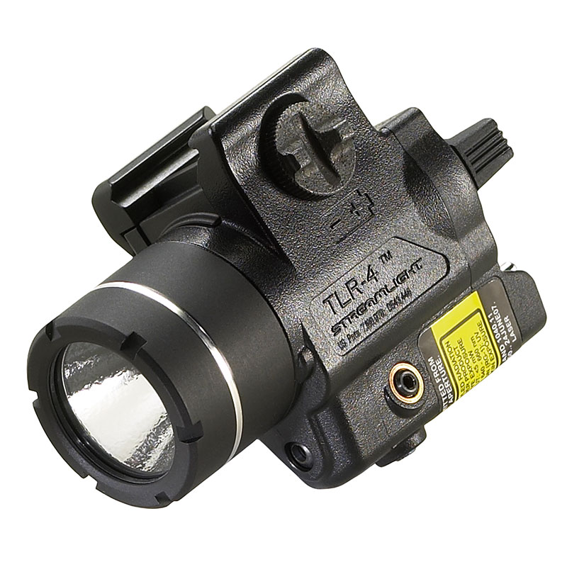 Streamlight TLR-4 Mounted Tactical Flashlight
