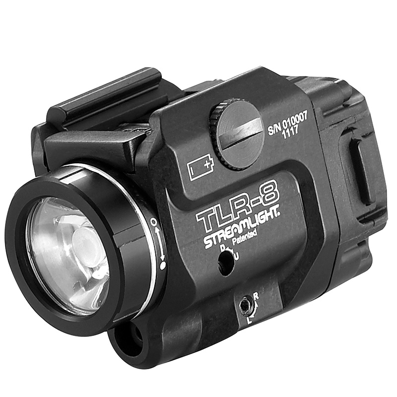 Streamlight TLR-8 Mounted Tactical Flashlight
