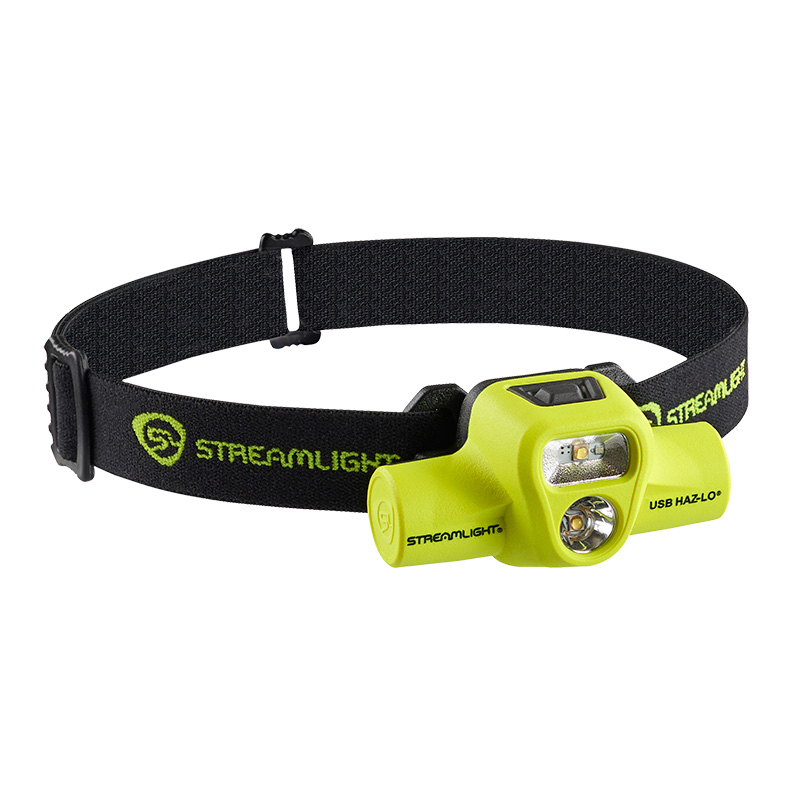 Streamlight USB HAZ-LO Headlamp