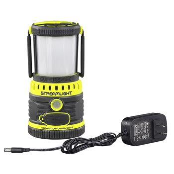 Yellow Streamlight Super Siege Rechargeable Lantern
