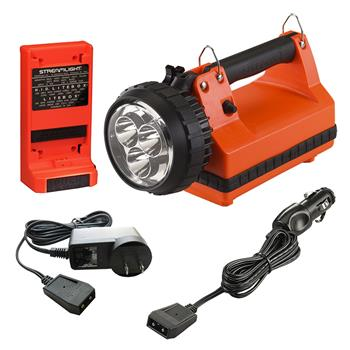 Orange Streamlight E-Spot LiteBox Rechargeable Lantern