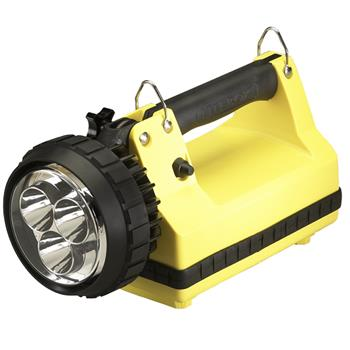 Yellow Streamlight E-Spot LiteBox Rechargeable Lantern