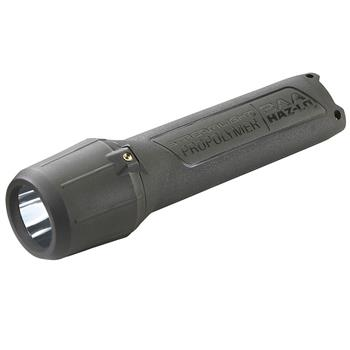 Black Streamlight 3AA ProPolymer HAZ-LO (Boxed) Flashlight
