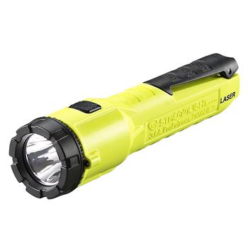 Yellow Streamlight Dualie® 3AA Laser LED Flashlight