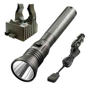 Streamlight Stinger DS LED HPL Flashlight with DC charge cord and one base