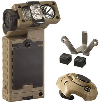 Streamlight Sidewinder Rescue LED Flashlight with E-Mount