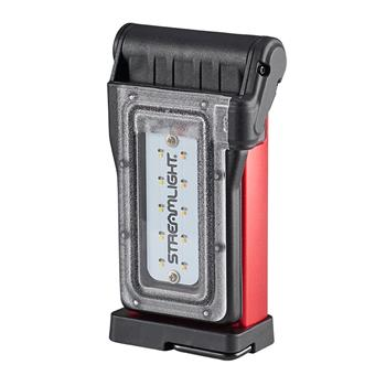 Red Streamlight Flipmate LED rechargeable work light