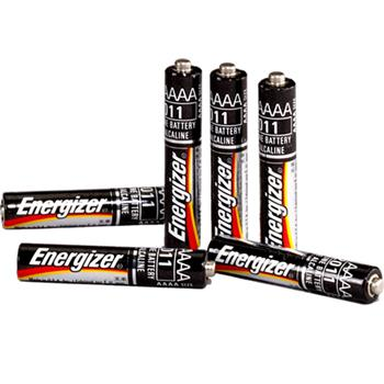 Streamlight 6 pack AAAA alkaline batteries