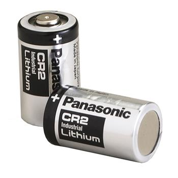 Streamlight 2 pack of CR2 Lithium Batteries